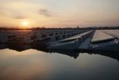 Japonia începe să lucreze la cea mai mare centrală solară plutitoare
