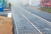 drumul panou solar in franta