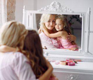 copiii sunt reflexia parintilor